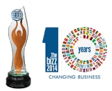 Bizz 2014 Award For Business Excellence