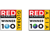 Red Herring Top 100 Asia and Global Awards!